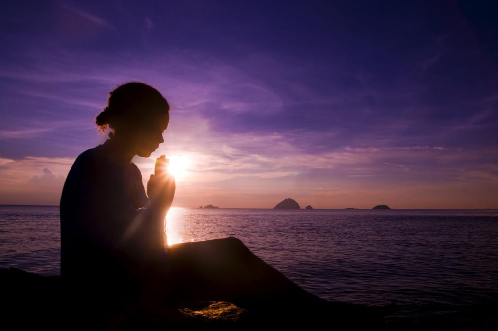 «Семья, где молятся вместе, — всегда вместе»  Пословица