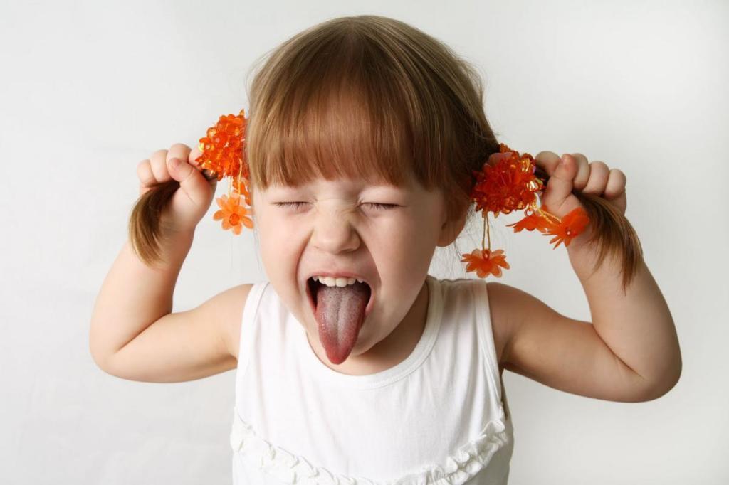 Когда ребенок вас раздражает...
