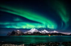 Canva - Aurora Borealis